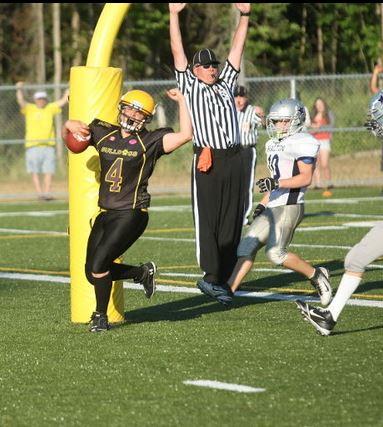 Junior Varsity North Bay Bulldogs